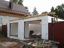 Строительство гаражей под ключ. Тюменские строители.