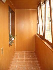 отделка балконов город Тюмень