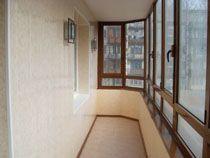 Ремонт балкона в Тюмени. Ремонт лоджии