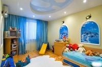 Ремонт и отделка детской комнаты в Тюмени