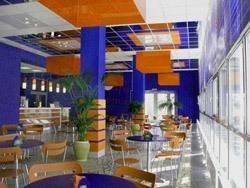 Ремонт кафе, отделка ресторанов в Тюмени