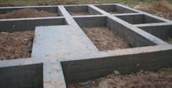 Строительство фундамента в Тюмени и пригороде