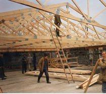 Строительство крыш в Тюмени и пригороде, строительство крыш под ключ г.Тюмень